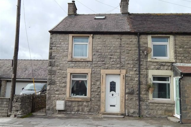 Thumbnail Semi-detached house for sale in Hallsteads, Dove Holes, High Peak