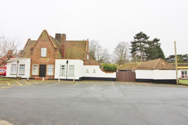 Thumbnail Detached house for sale in Bridge Road, Oulton