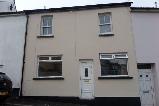 Thumbnail Terraced house for sale in Lower Hill Street, Blaenavon, Pontypool