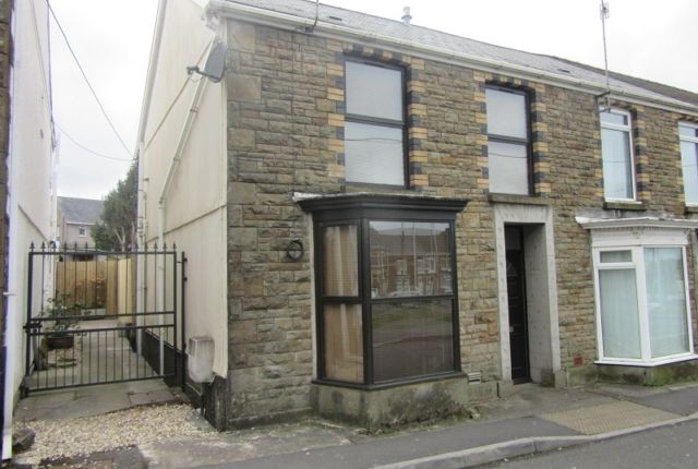 Thumbnail Semi-detached house to rent in 3 Woodlands, Gowerton, Swansea. 3Dp.