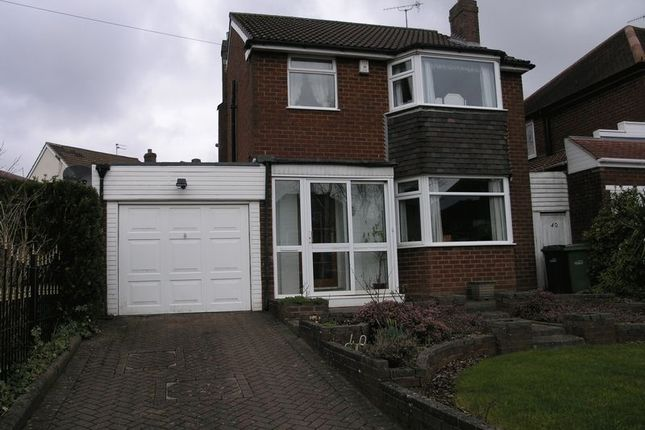 Thumbnail Detached house for sale in Manor Abbey Road, Halesowen