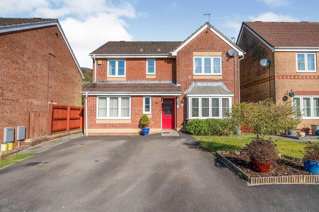 4 bed detached house for sale in Ffynnon Dawel, Aberdulais, Neath SA10