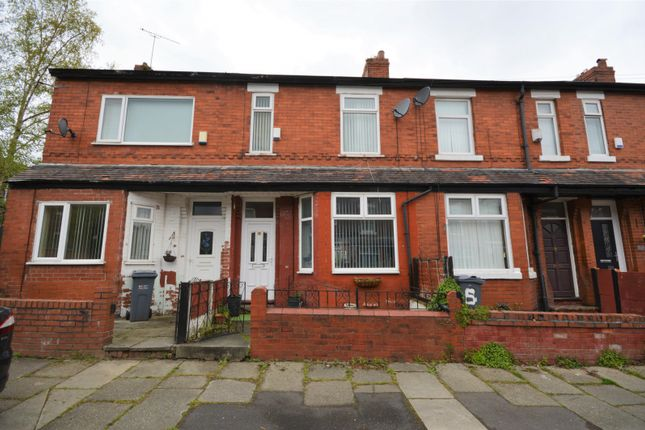 3 bed terraced house for sale in Dalny Street, Levenshulme, Manchester M19