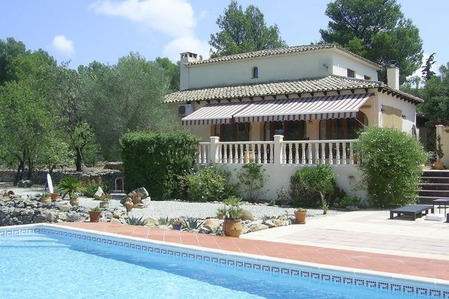 Thumbnail Villa for sale in Jalón Valley, Alicante, Valencia