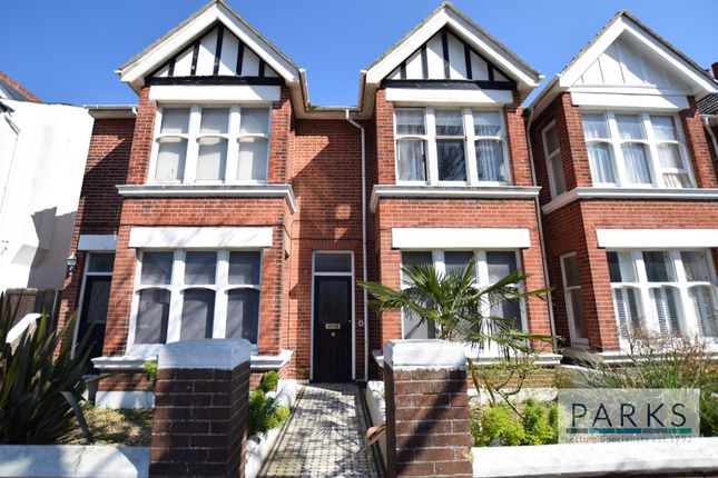 Thumbnail Flat to rent in Carlisle Road, Hove