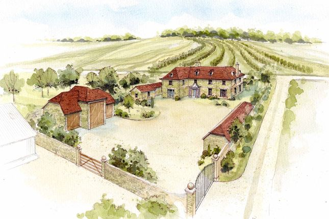 Thumbnail Land for sale in Mill Street, Fontmell Magna, Shaftesbury, Dorset