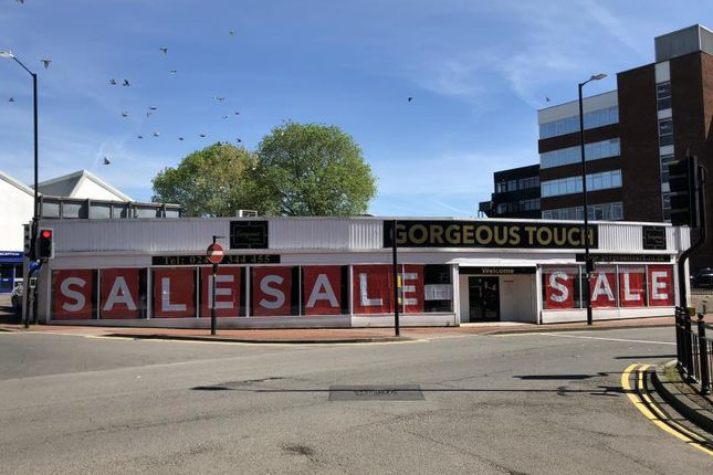 Thumbnail Retail premises for sale in The Leather Lounge, 7, Bond Gate, Nuneaton
