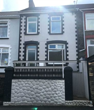 Thumbnail Terraced house to rent in Wood Rd, Treforest, Pontypridd