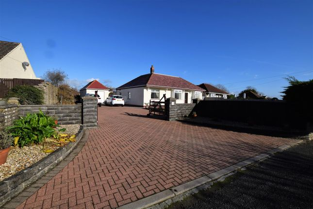 Thumbnail Detached bungalow for sale in 11 Pill Road, Hook, Haverfordwest