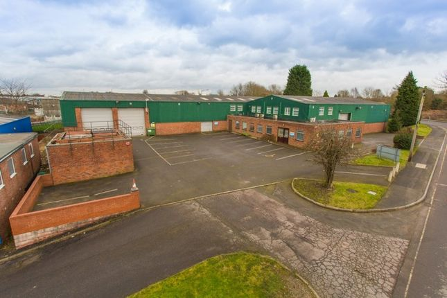 Thumbnail Light industrial to let in Nix's Hill, Somercotes, Alfreton