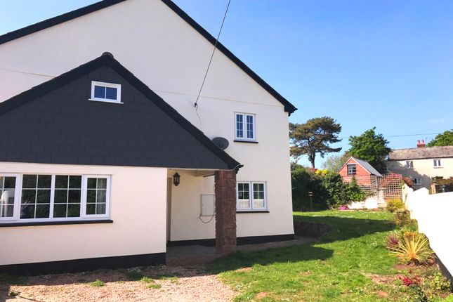 Thumbnail Property to rent in Station Road, Broadclyst, Exeter