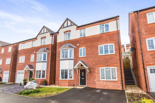 Thumbnail Detached house for sale in Caban Close, Birmingham, West Midlands