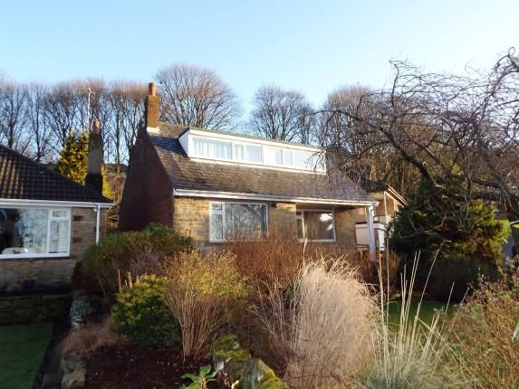 Thumbnail Bungalow for sale in Willowfield Crescent, Halifax, West Yorkshire