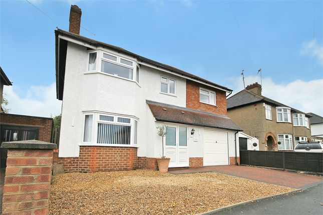 Thumbnail Detached house for sale in Foxgrove Avenue, Kingsthorpe, Northampton
