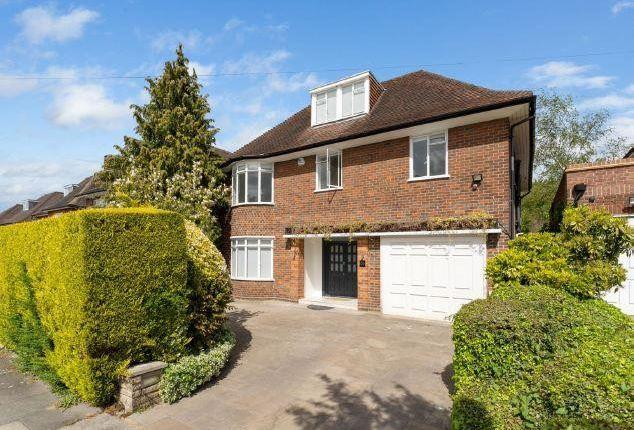 Thumbnail Property to rent in Norrice Lea, Hampstead Garden Suburb