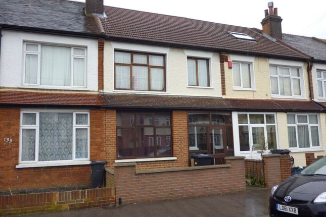Thumbnail Terraced house to rent in Beckford Road, Addiscombe