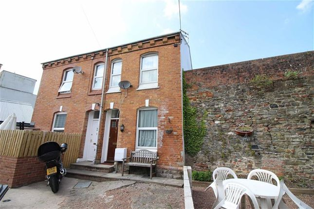 Thumbnail Semi-detached house to rent in Connaught Place, Barnstaple, Devon