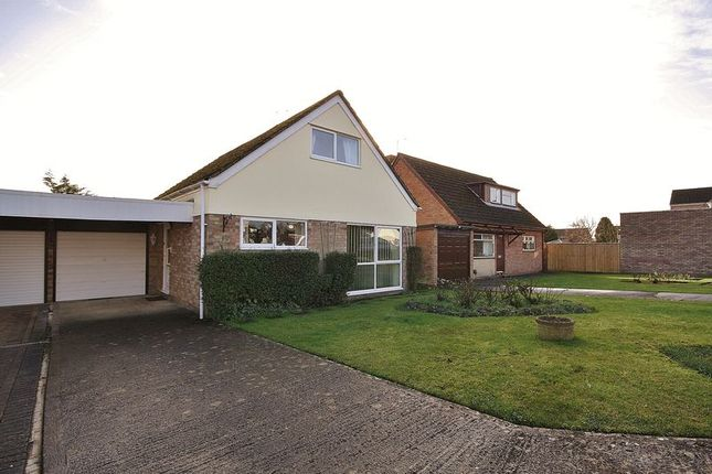 Thumbnail Detached house for sale in Viner Close, Witney