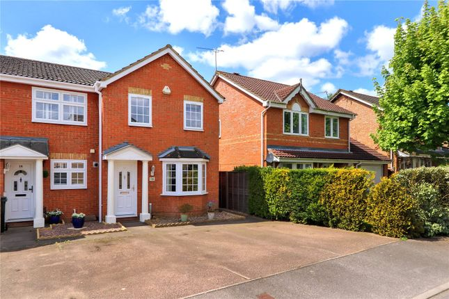 Thumbnail End terrace house for sale in Arundel Road, Abbots Langley