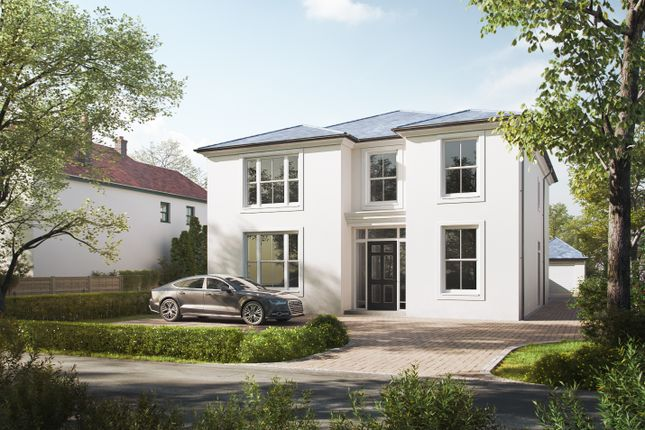 Thumbnail Detached house for sale in Deane Down Drove, Littleton, Winchester