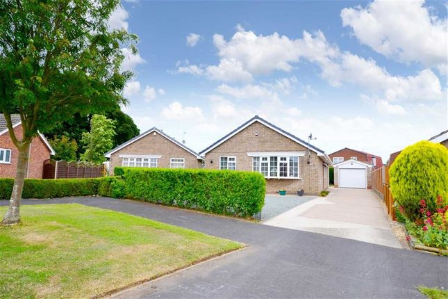 Thumbnail Bungalow for sale in Wauldby View, Swanland, East Riding Of Yorkshire