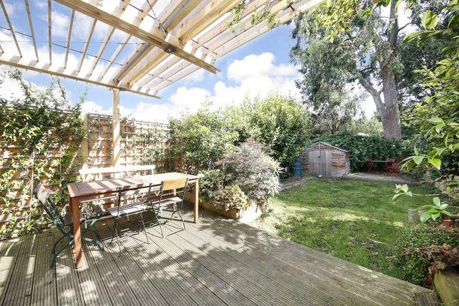 Garden of Jerningham Road, London SE14