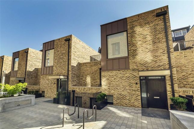 Thumbnail Semi-detached house for sale in Hand Axe Yard, London