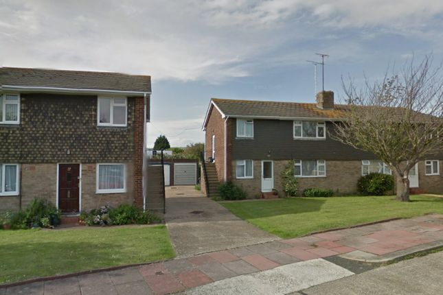 Thumbnail Flat to rent in Harrison Court, Broadwater, Worthing