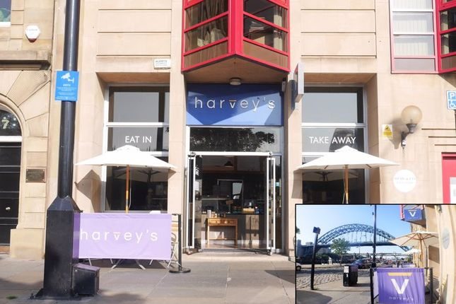 Thumbnail Restaurant/cafe for sale in Quayside, Newcastle Upon Tyne