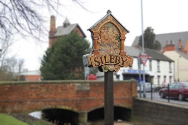 Sileby of Barrow Road, Sileby, Leicestershire LE12
