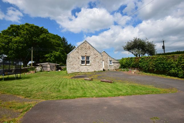 Thumbnail Detached house for sale in Chesters, Hawick
