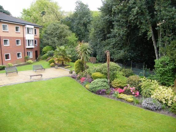 Garden of Undercliffe House, Dingleway, Warrington, Cheshire WA4