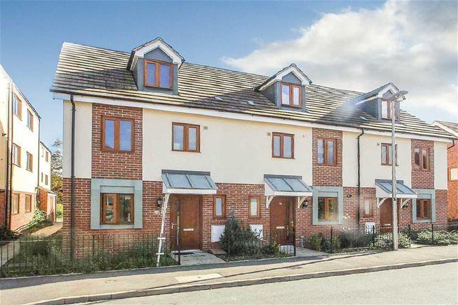 3 bed end terrace house for sale in Poppy Avenue, Broughton, Milton Keynes, Bucks