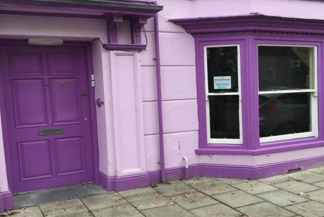 Thumbnail Flat to rent in Portland Street, Aberystwyth