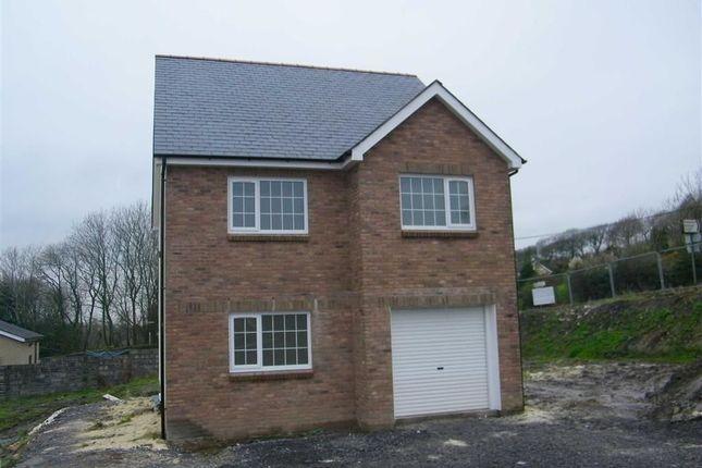Thumbnail Detached house for sale in Clos Y Gat, Clos Y Gat, Gorslas