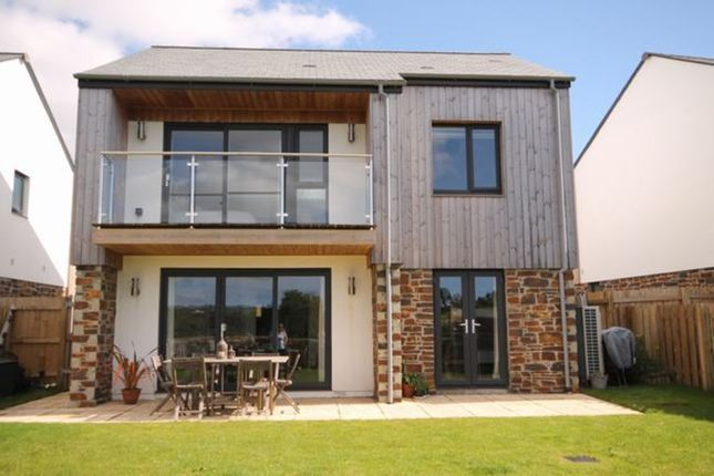 Thumbnail Detached house to rent in Pennance Field, Goldenbank, Falmouth