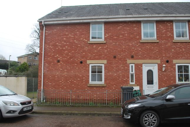 2 bed semi-detached house to rent in Elmdale, Marley Road, Exmouth EX8