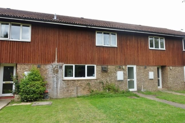 Thumbnail Terraced house to rent in Nimbus Way, Newmarket