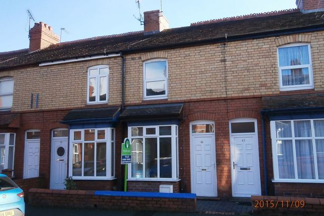 Thumbnail Property to rent in York Street, Oswestry
