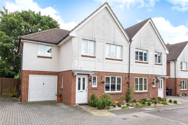 4 bed semi-detached house for sale in Nursery Close, Watford, Hertfordshire