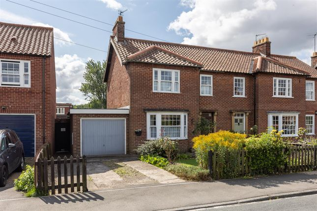 Thumbnail Semi-detached house for sale in Station Road, Helmsley, York