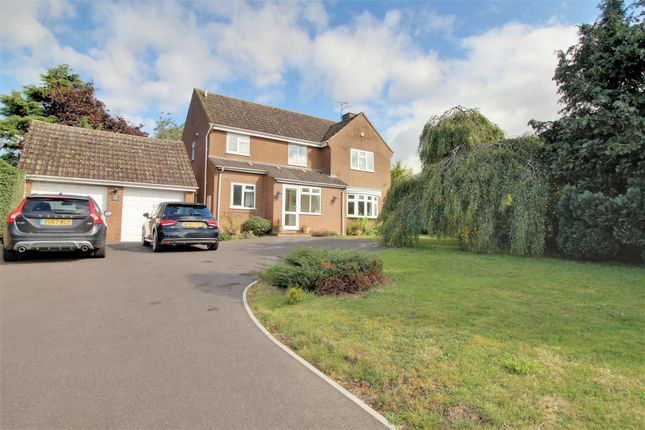 Thumbnail Detached house for sale in Brimsome Meadow, Highnam, Gloucester