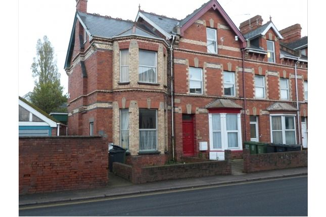 2 bed flat to rent in Alphington Road, Exeter EX2