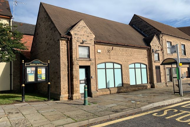 Thumbnail Retail premises to let in High Street, Mansfield Woodhouse