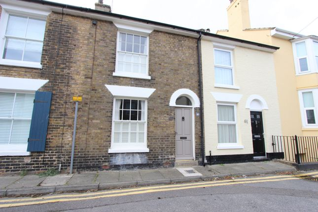 Thumbnail Terraced house for sale in York Road, Walmer