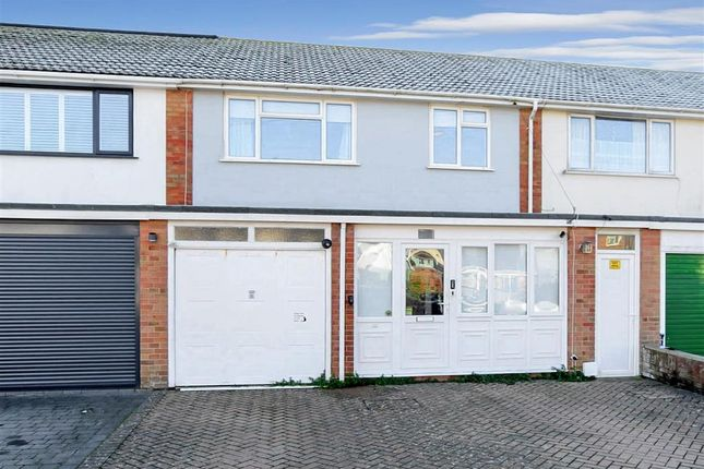 Thumbnail Terraced house for sale in Vernon Avenue, Peacehaven, East Sussex