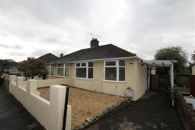 Thumbnail Semi-detached house to rent in Lambrook Road, Fishponds, Bristol