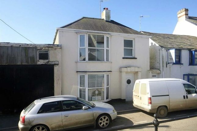 Thumbnail Detached house for sale in Fore Street, Hartland, Bideford, Devon