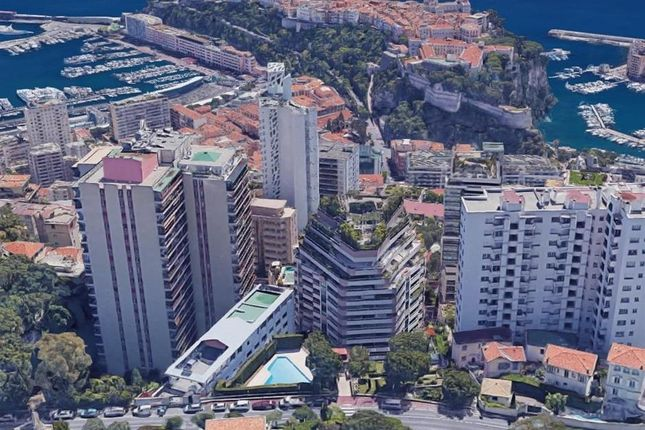 Thumbnail Apartment for sale in 41, av. Hector Otto, Monaco, Monaco
