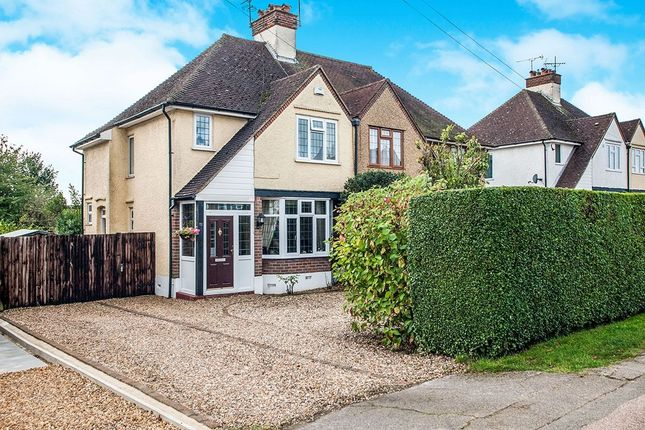 Semi-detached house for sale in Trowley Rise, Abbots Langley